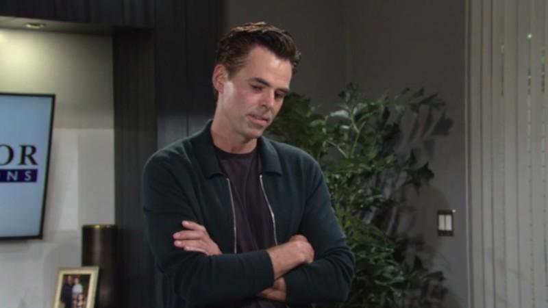 Les Feux de l'Amour, épisode N°12121 diffusé le 2 juin 2021 sur cbs aux USA