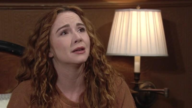 Les Feux de l'Amour, épisode N°12166 diffusé le 4 août 2021 sur cbs aux USA