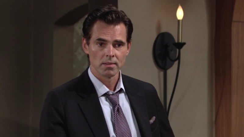 Les Feux de l'Amour, épisode N°12196 diffusé le 15 septembre 2021 sur cbs aux USA