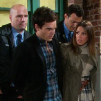 Les Feux de l'Amour, épisode N°9524 diffusé le 10 novembre 2010 sur cbs aux USA