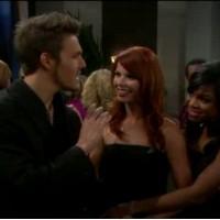 Amour, Gloire et Beauté - Top Models, épisode N°5966 diffusé le 20 décembre 2010 sur cbs aux USA