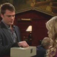Les Feux de l'Amour, épisode N°9746 diffusé le 29 septembre 2014 sur rts1 en Suisse