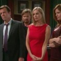 Les Feux de l'Amour, épisode N°9828 diffusé le 24 janvier 2012 sur cbs aux USA