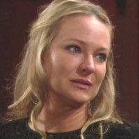 Les Feux de l'Amour : Sharon (Sharon Case) réalise que Mariah est la jumelle de Cassie.