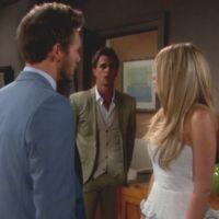 Amour, Gloire et Beauté : Wyatt (Darin Brooks) se trouve dans une situation fort embarrassante.
