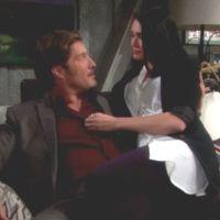 Amour, Gloire et Beauté : Quinn (Rena Sofer) et Deacon (Sean Kanan) deviennent très complices...