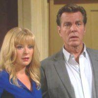 Les Feux de l'Amour : Kelly (Cady McClain) et Jack sont surpris par la perspicacité de Phyllis.