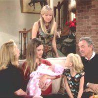 Les Feux de l'Amour : Les Newman fêtent Thanksgiving en famille.
