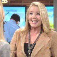 Les Feux de l'Amour : Nikki (Melody Thomas Scott) est très heureuse !