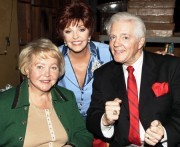 Bill Hayes et Susan Seaforth Hayes en 2005 avec Lee Phillip Bell.