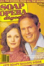 La couverture de Soap Opera Digest en 1979