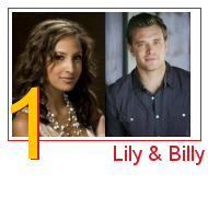 Lily 0 et Billy