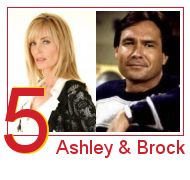 Ashley 0 et Brock