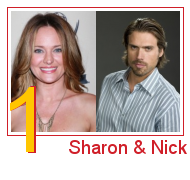 Sharon 0 et Nick